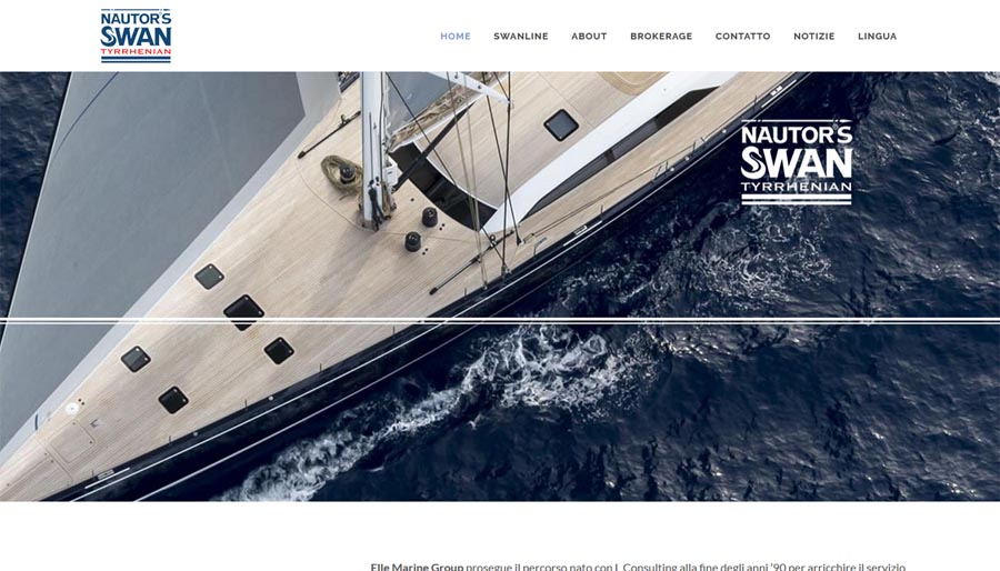 ElleMarineGroup Nautor's Swan