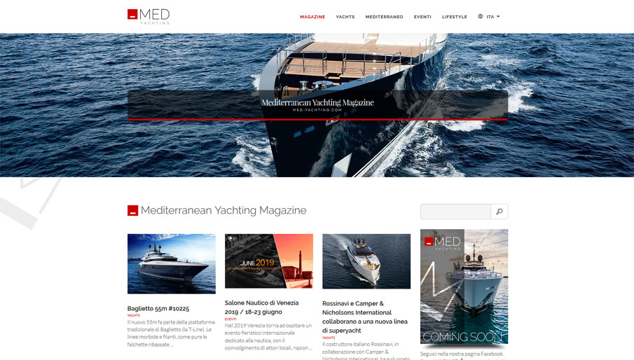 MED Yachting Magazine