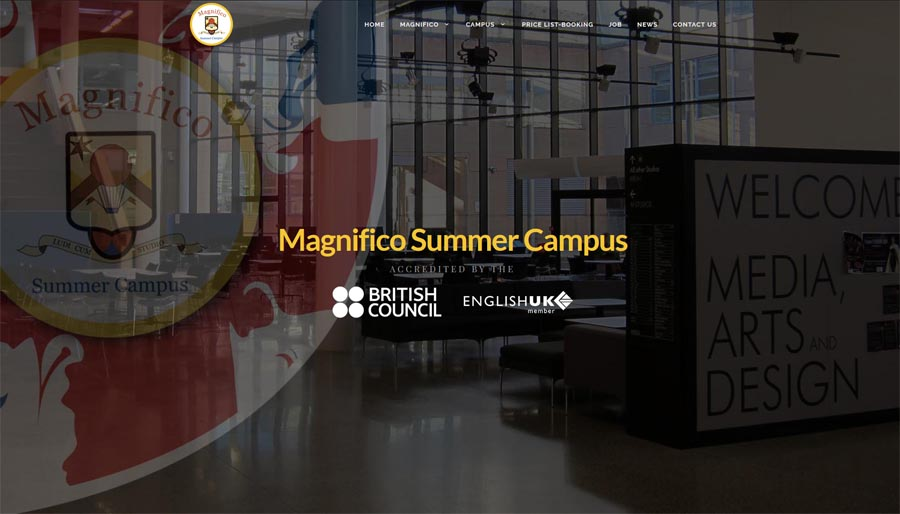Magnifico Campus - Magnifico Travel
